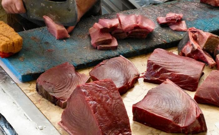 Il tonno, la cucina trapanese e la mattanza